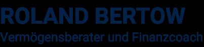 Roland Bertow - Vermögensberater und Finanzcoach